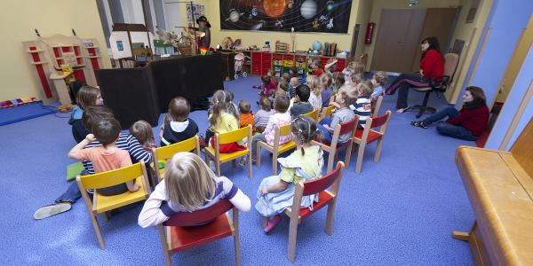 University Nursery School Lvíčata